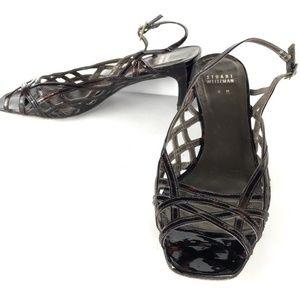 Stuart Weitzman Size 8 Slingback Sandal Strappy